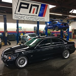BMW 5-Series | Pacific Motorsports